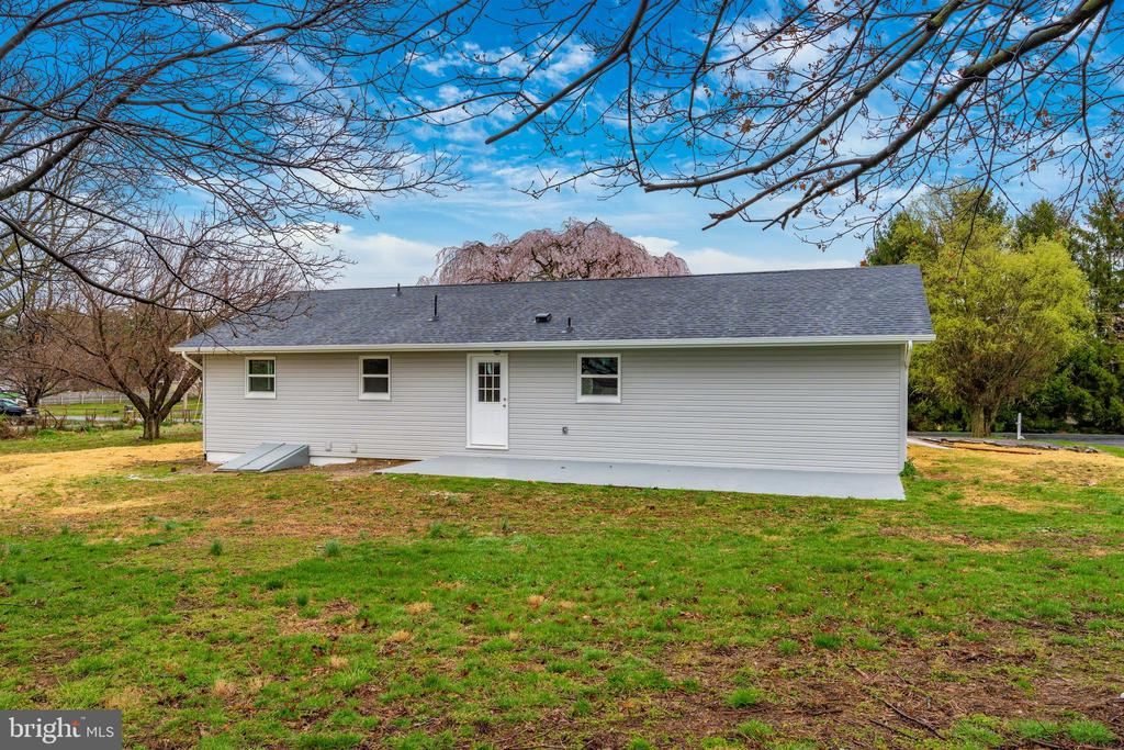 Exterior Rear - 8846 MAPLEVILLE RD, MOUNT AIRY