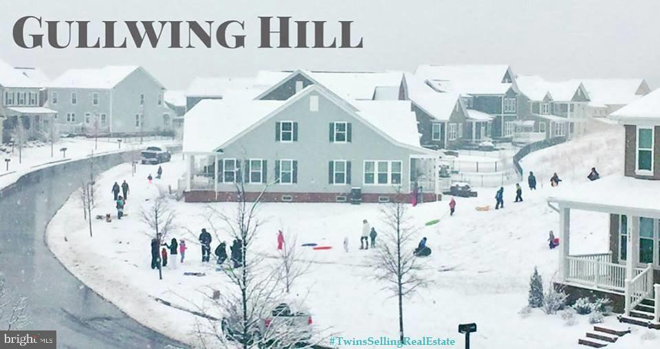 Best place to be on a snow day is up the street - 17109 GULLWING DR, DUMFRIES