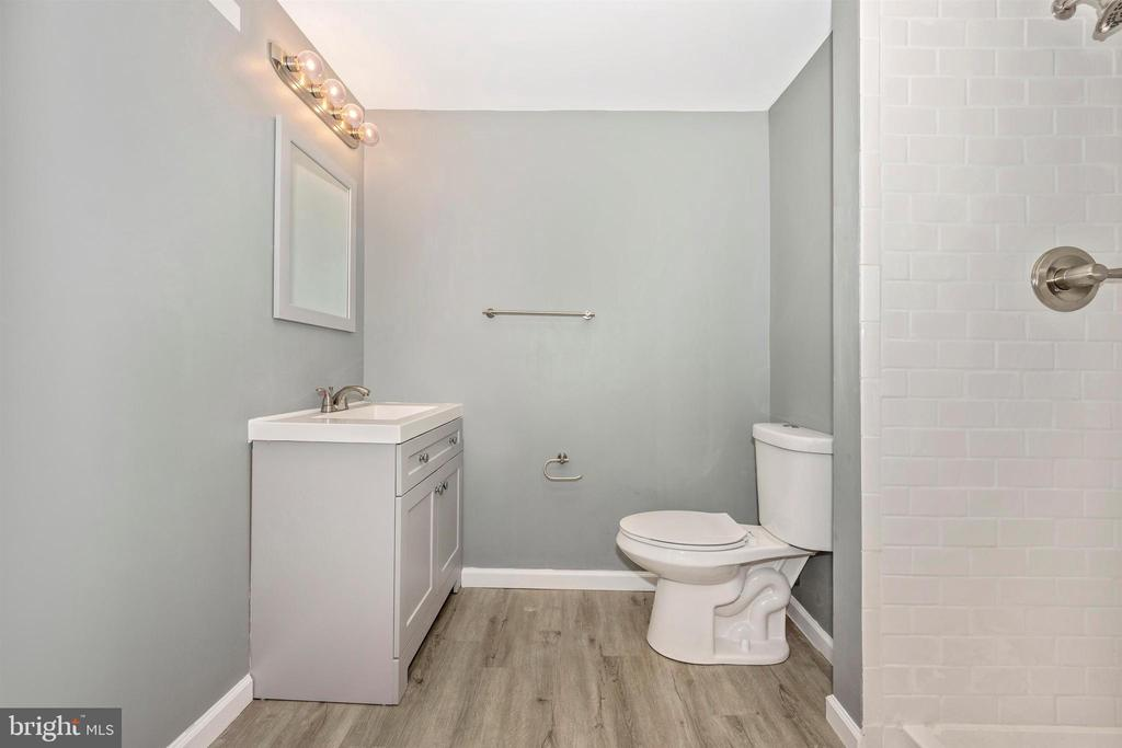 Lower Level-Full Bathroom - 8846 MAPLEVILLE RD, MOUNT AIRY
