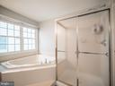 Master Bathroom - 43075 BARONS ST, CHANTILLY