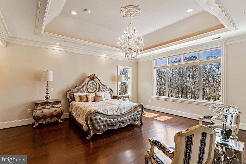 Luxurious Owner's Suite - 11345 ALBERMYRTLE RD, POTOMAC