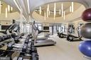 Start of the Art Fitness Center on 3rd Floor - 7171 WOODMONT AVE #301, BETHESDA