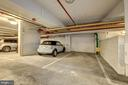 Two Assigned Parking Spaces with Charging Stations - 7171 WOODMONT AVE #301, BETHESDA