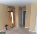 Two closets flank entrance to master bath. - 239 W MARKET ST, LEESBURG