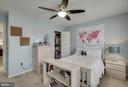 4th Bedroom - 16731 TINTAGEL CT, DUMFRIES
