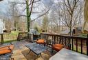 Deck View - 16731 TINTAGEL CT, DUMFRIES