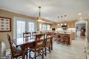 Breakfast Room - 16731 TINTAGEL CT, DUMFRIES
