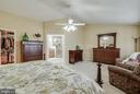 Master Suite - 16731 TINTAGEL CT, DUMFRIES