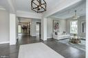 Bright and Open floor plan - 1916 RHODE ISLAND AVE, MCLEAN