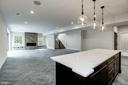Lower level, light and bright! - 1916 RHODE ISLAND AVE, MCLEAN
