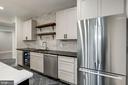 Lower level kitchenette area - 1916 RHODE ISLAND AVE, MCLEAN