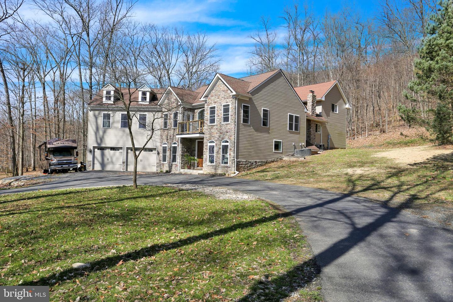 Single Family Homes for Sale at Oley, Pennsylvania 19547 United States