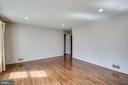 Main Living Area - 4713 TALLAHASSEE AVE, ROCKVILLE