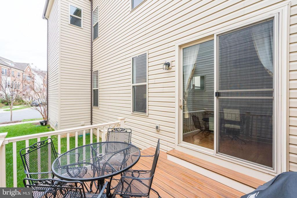 Maintenance-free Deck - 20673 HOLYOKE DR, ASHBURN