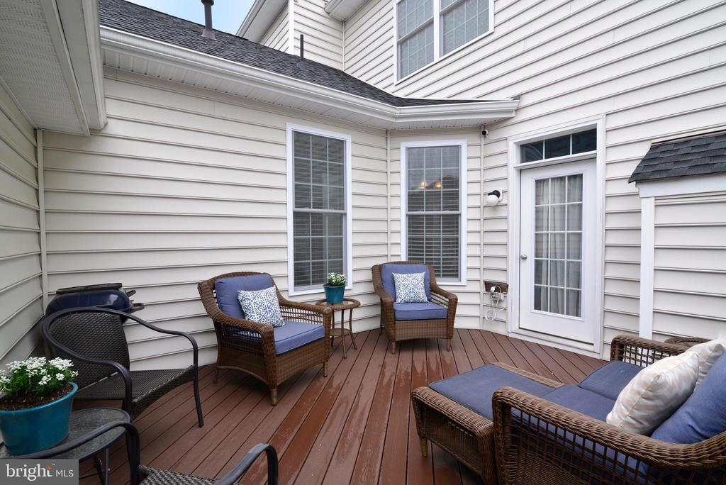 Great Outdoor Gathering Area - 22988 CHERTSEY ST, ASHBURN