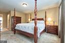 Master Bedroom - 13356 GLEN TAYLOR LN, HERNDON