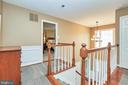Upper level Hallway - 13356 GLEN TAYLOR LN, HERNDON