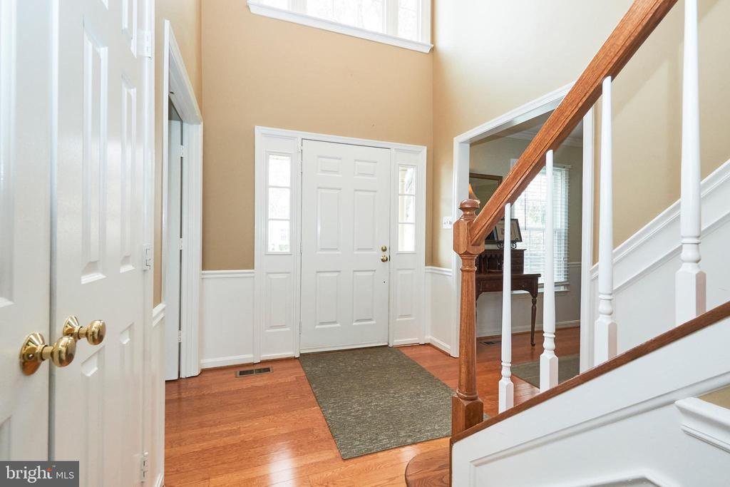 Foyer Entrance - 13356 GLEN TAYLOR LN, HERNDON