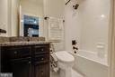 Upper Level Bedroom/Bathroom 2 - 23219 LUNAR HARVEST LN, ALDIE