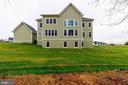Exterior Backyard View - 23219 LUNAR HARVEST LN, ALDIE