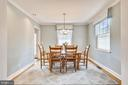 Spacious dining room - 4722 30TH ST S, ARLINGTON