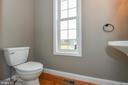 Powder Room - 4802 COWMANS CT NORTH, MOUNT AIRY