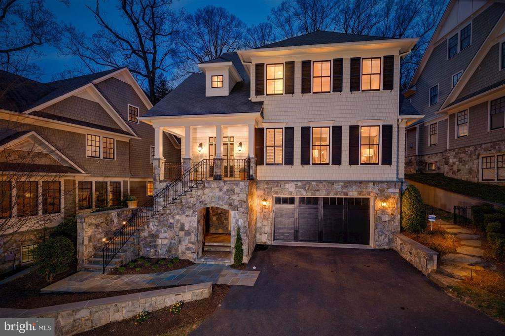 Gorgeous Stone and Shingle Home 6,250 sq. ft - 2330 N VERMONT ST, ARLINGTON