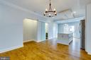 Open Concept Floor Plan - 1215 TRINIDAD AVE NE, WASHINGTON