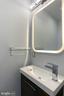 Half Bath Main Level - 1215 TRINIDAD AVE NE, WASHINGTON