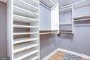 Closet!! Look at all the space! - 1948 KENNEDY DR #101, MCLEAN