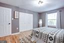 2 closets in the Master Bedroom, Fresh Paint - 1948 KENNEDY DR #101, MCLEAN