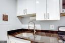 Deep SS Sink and New Faucet set - 1948 KENNEDY DR #101, MCLEAN