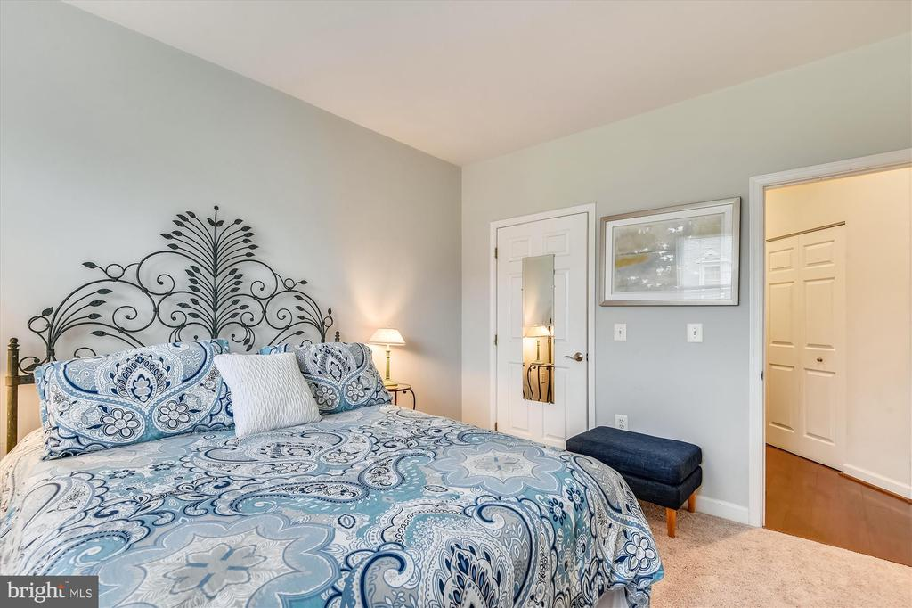 Master bedroom - 1321 N ADAMS CT #308, ARLINGTON