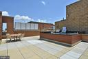 Rooftop Deck: Grilling Area - 631 D ST NW #129, WASHINGTON