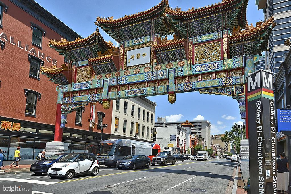 Chinatown - 631 D ST NW #129, WASHINGTON