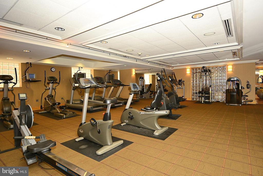 Fitness Center - 631 D ST NW #129, WASHINGTON