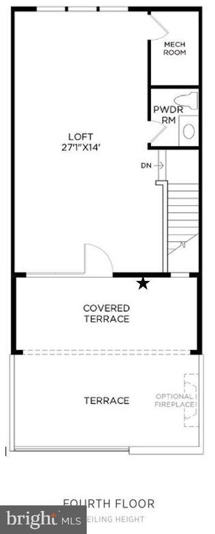 Loft Level - 11732 PAYSONS WAY, RESTON