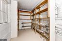 Storage - 3715 BRADLEY LN, CHEVY CHASE