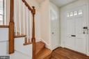 Entry Foyer - 1540 LIVE OAK DR, SILVER SPRING