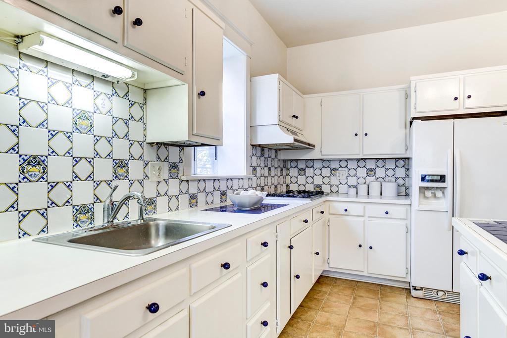Kitchen 2 - 3715 BRADLEY LN, CHEVY CHASE
