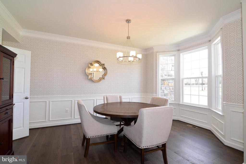 Formal dining room - 55 STONE OAK PL, ROUND HILL