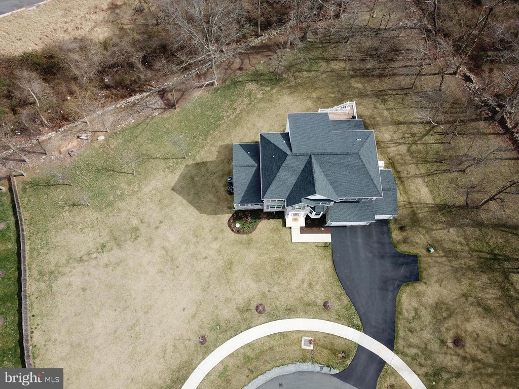 1.14 acre private lot @ end of the cul-de-sac - 55 STONE OAK PL, ROUND HILL