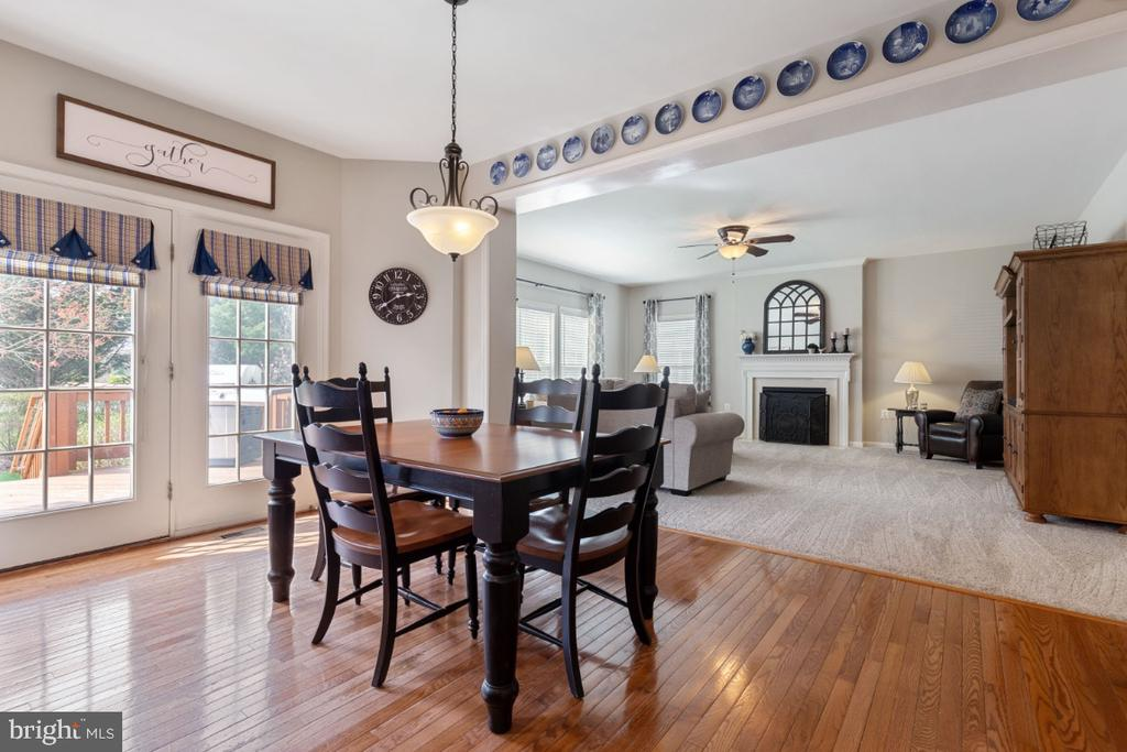 Breakfast Room - 215 ALPINE DR SE, LEESBURG