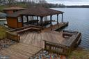 Sun Deck with seating - 6220 BELMONT RD, MINERAL