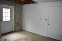 Basement Level -Laundry Area/mud room - 6220 BELMONT RD, MINERAL