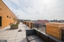 Rooftop Deck - Come on Up & Get a Suntan! - 910 M ST NW #525, WASHINGTON