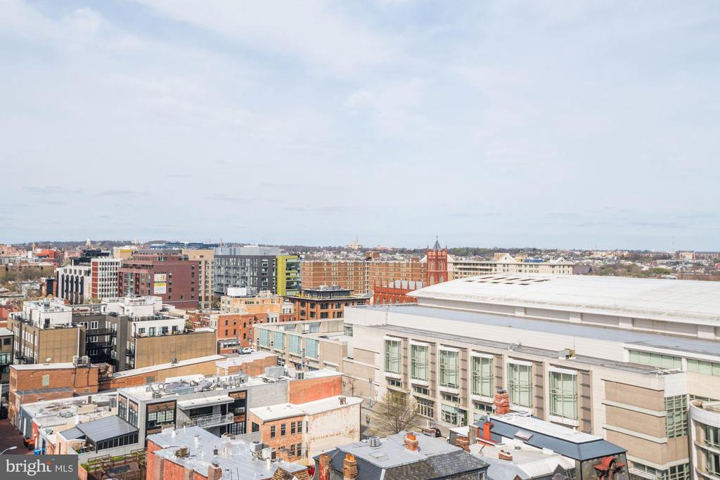 Rooftop Deck - Breathtakingly Beautiful Views! - 910 M ST NW #525, WASHINGTON