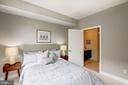 Master Bedroom Attaches to Master Bathroom! - 910 M ST NW #525, WASHINGTON