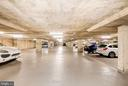 1 Underground Garage Parking Space Conveys w/ Home - 910 M ST NW #525, WASHINGTON