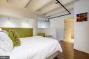 Full sized en suite bath - 1701 KALORAMA RD NW #206, WASHINGTON